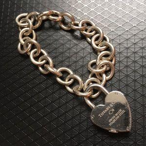Tiffany&Co. Stainless Steel Bracelet